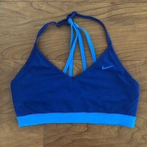 Nike Dri-Fit Strappy Sports Bra